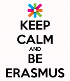 Keep Calm and be Erasmus